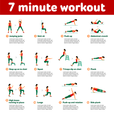 MG 7 minutes workout 400